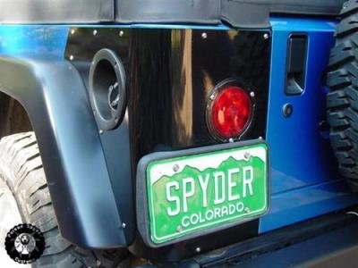 Poison Spyder Customs 15-06-020-PC