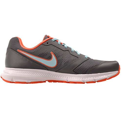 Nike Mujeres Downshifter 6 Zapato Running Hyper Gray / Cooper - Hyper Orange
