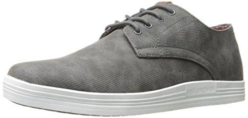 Ben Sherman Casual Shoes (Ben Sherman Men's Payton Oxford, Dark Grey, 10 M US)
