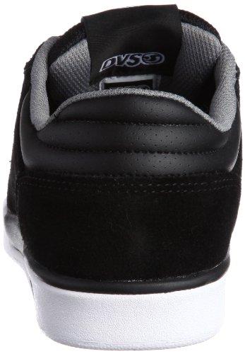 Chaussures En Optiques D'espadrille Dvs Vapeur Daim Noir D'hommes wnrBqwTAFx