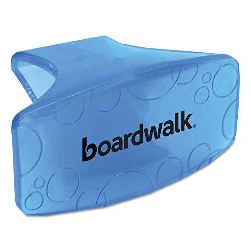 Fresh Products Bowl Blocks - Fresh Products Boardwalk CLIPCBL Bowl Clip, Cotton Blossom, Blue, 12/Box