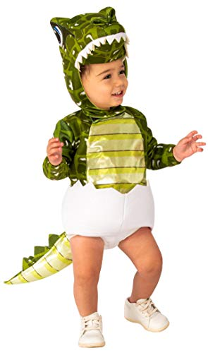 Rubie's Baby Crocodile Costume, As Shown, Toddler