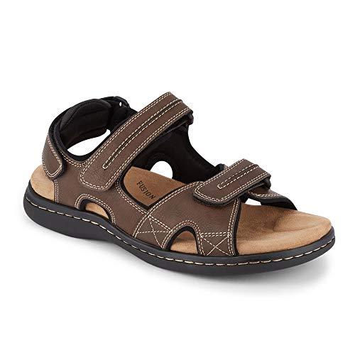Dockers Men's Newpage Sporty Outdoor Sandal Shoe,Briar, 11 M US reviews