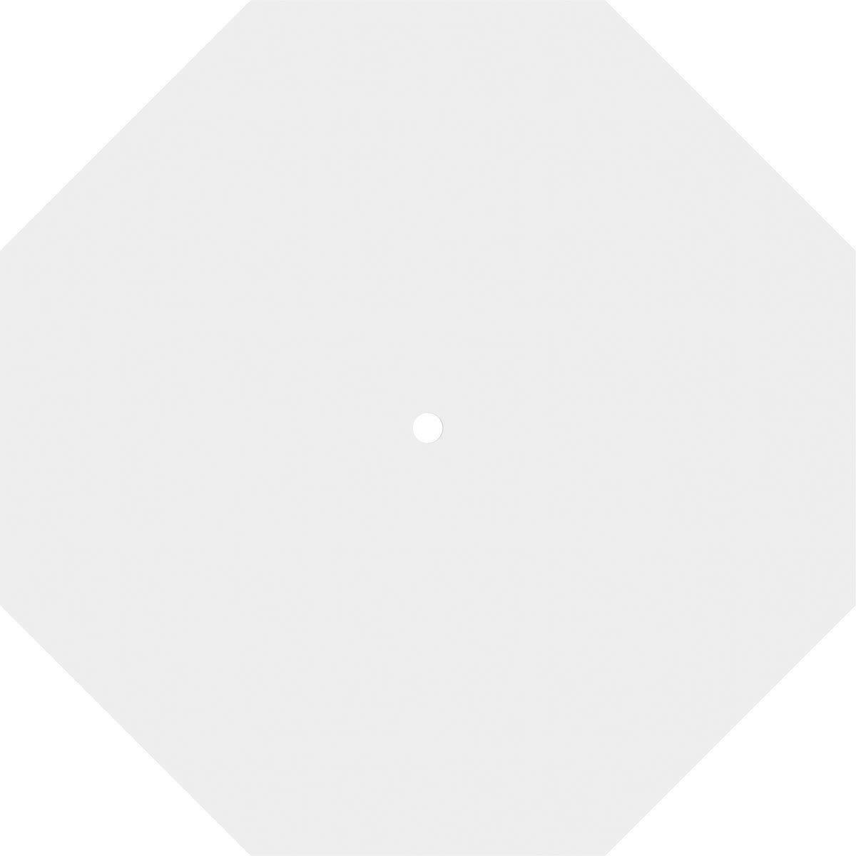 Ekena Millwork CMP28WN-01000 Ceiling Medallion 28OD x 1ID x 11C x 1P White