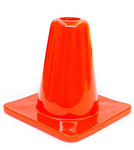 6 inch traffic cones - 2