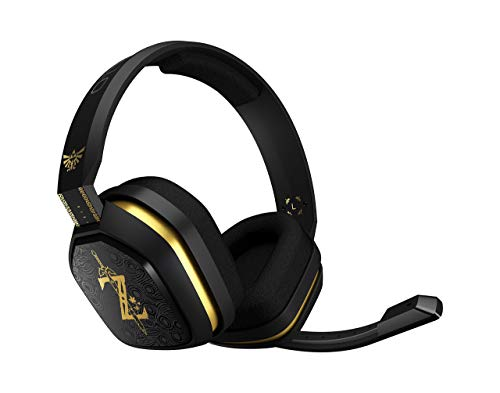 ASTRO Gaming The Legend of Zelda: Breath of the Wild A10 Headset (Renewed) (Zelda Breath Of The Wild Controls Switch)