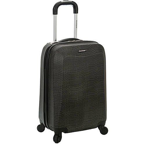 20'' Vision Polycarbonate Carry-On CROCODILE by Tabletop King