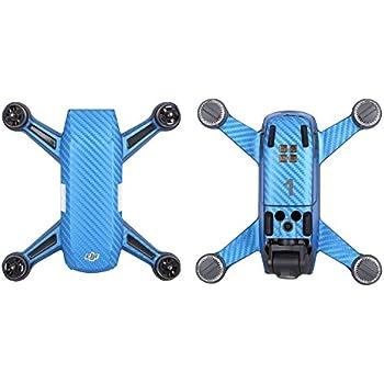 Полный набор наклеек карбон для дрона спарк покупка xiaomi в тамбов