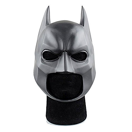 GshoppingLife Movie Figure The Dark Knight Batman Soft Helmet Cosplay Mask PVC Action Figure Toy Gift