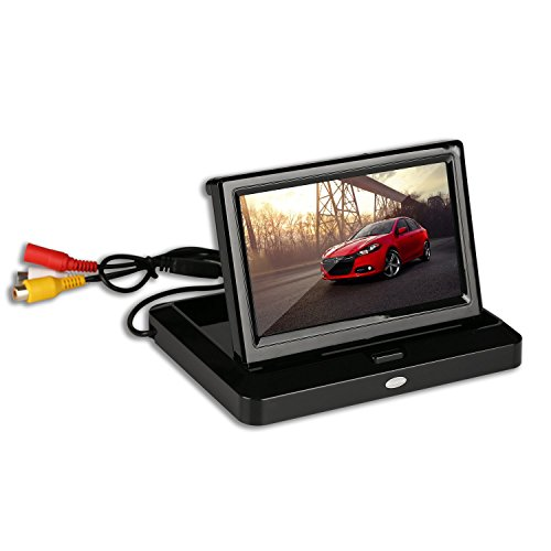 5-inch-HD-800x480-Pixels-Foldable-Digital-TFT-LCD-Car-Rearview-Monitor-For-Car-Rear-View-Backup-CameraCCTV-Camera-DVD