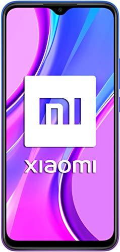 🥇 Xiaomi Redmi 9 – Smartphone con Pantalla FHD+ de 6.53″ DotDisplay