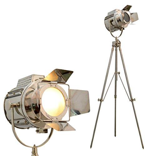 Vintage Art Deco Brass - Brass nautical Vintage Lamp Replica