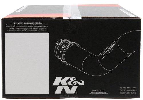 K&N 69-2547TS Performance Intake Kit