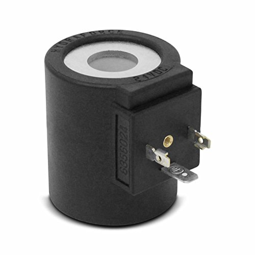 HY 6356024 - Hydra Force Coil 3 Prong DIN 24 Volt DC Fits 10, 12, 16, 38 and 58 series Hydraforce Stems (5/8'' Hole) by Hydraforce