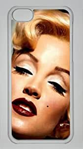 icucase iphone 5C case Marilyn Monroe-4 iphone 5c cases(pc material) hjbrhga1544