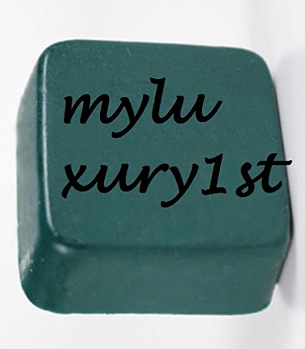 Solid Matte Teal Custom Made Hydrated Oxide Dye Color Block Chip Melt & Pour Soap Melting Bar
