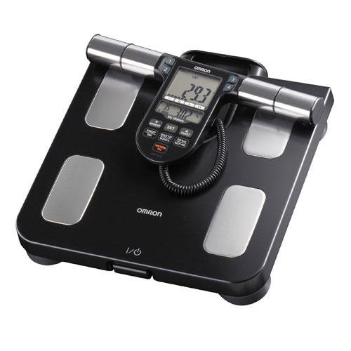 OMRHBF516B - OMRON HBF-516B Full-Body Sensor Body Composition Monitor amp; Scale (Black)