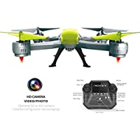 iRover 4CH 2.4GHz 6 Gyro RC Quadcopter Drone with HD Camera
