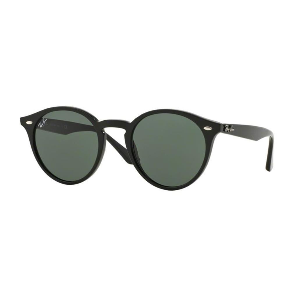 3146d7f8dc7 Ray-Ban UV protected Rectangular Men s Sunglasses - (0RB2180601 7151 ...