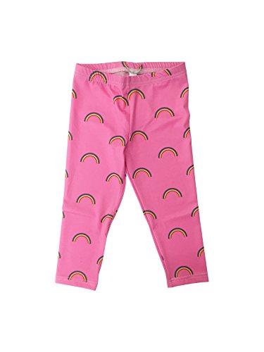 Stella Blu Clothing Little Girls Rainbow Leggings  3T  Pink