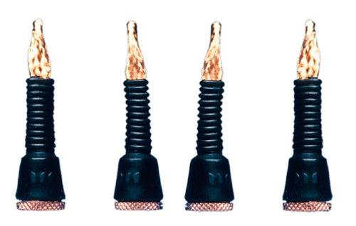 Monster Lock Master Pin - Monster M-Series Modular Speaker Cable Termination, Lock Flex Tip, 2-Pair Pack