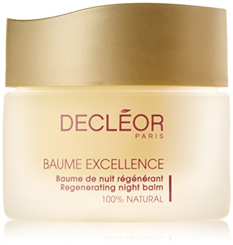 Decleor Baume Excellence Regenarating Night Balm Unisex Balm, 1 (Regenerating Night Balm)