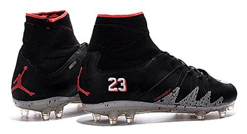 &Nike&-sport Hypervenom Phantom II FG Soccer Cleats (Nylon Boot Phantom)