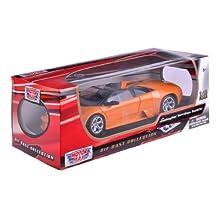Richmond Toys 1:18 Lamborghini Murcielago Roadster Die-Cast Colletors Model Car (Metallic Orange)