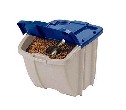 Soft Store Collapsible Pet Food Storage