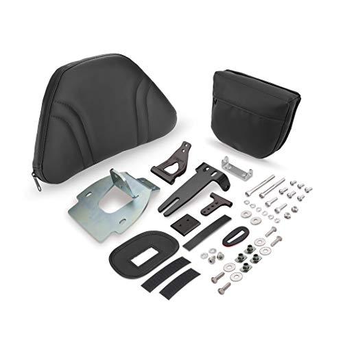Show Chrome Accessories 52-920 Quick Detach Backrest for 2018 Honda GL1800