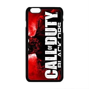 Cool Painting Call of Duty Black Ops zombies Cell Phone Case for Iphone 6 Plus