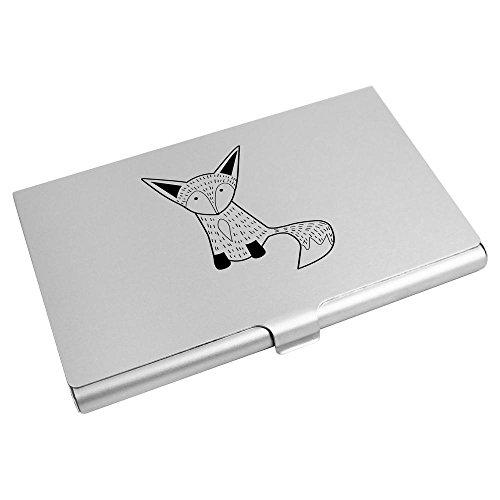 Wallet Business Holder Card Azeeda Card 'Fox' 'Fox' Credit CH00000602 Azeeda fqqngUwR