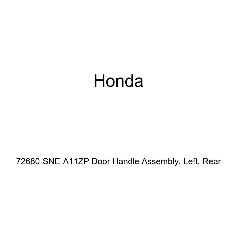 Left Rear Genuine Honda 72680-SNE-A11ZP Door Handle Assembly