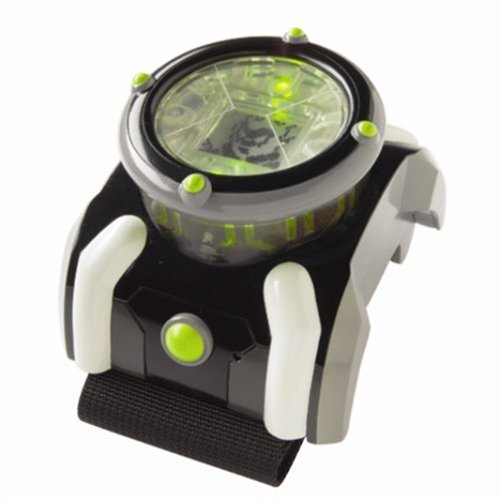 Ben 10 Deluxe Omnitrix, light, sound and ()
