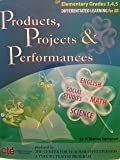 img - for Products, Projects & Performances; Elementary 3-5 Differentiated Learning for All book / textbook / text book