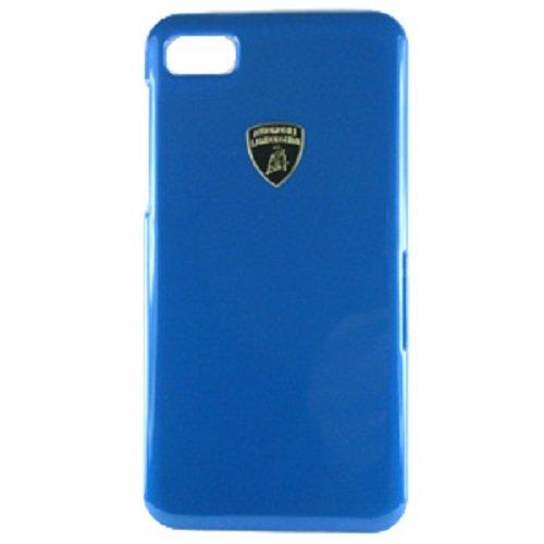 Amazon Com Lamborghini Cell Phone Case For Blackberry Z10 Blue