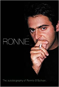 Book Ronnie: The Autobiography of Ronnie O'Sullivan