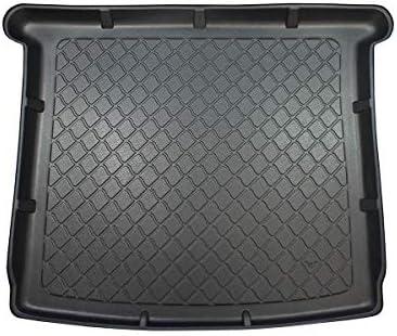 Mdm Kofferraumwanne Grand C Max Ab 11 2010 Kofferraummatten Passgenaue Mit Antirutsch Passend Für 7 Sitzer 3 Reihe Umgelegt Cod 1104 Auto