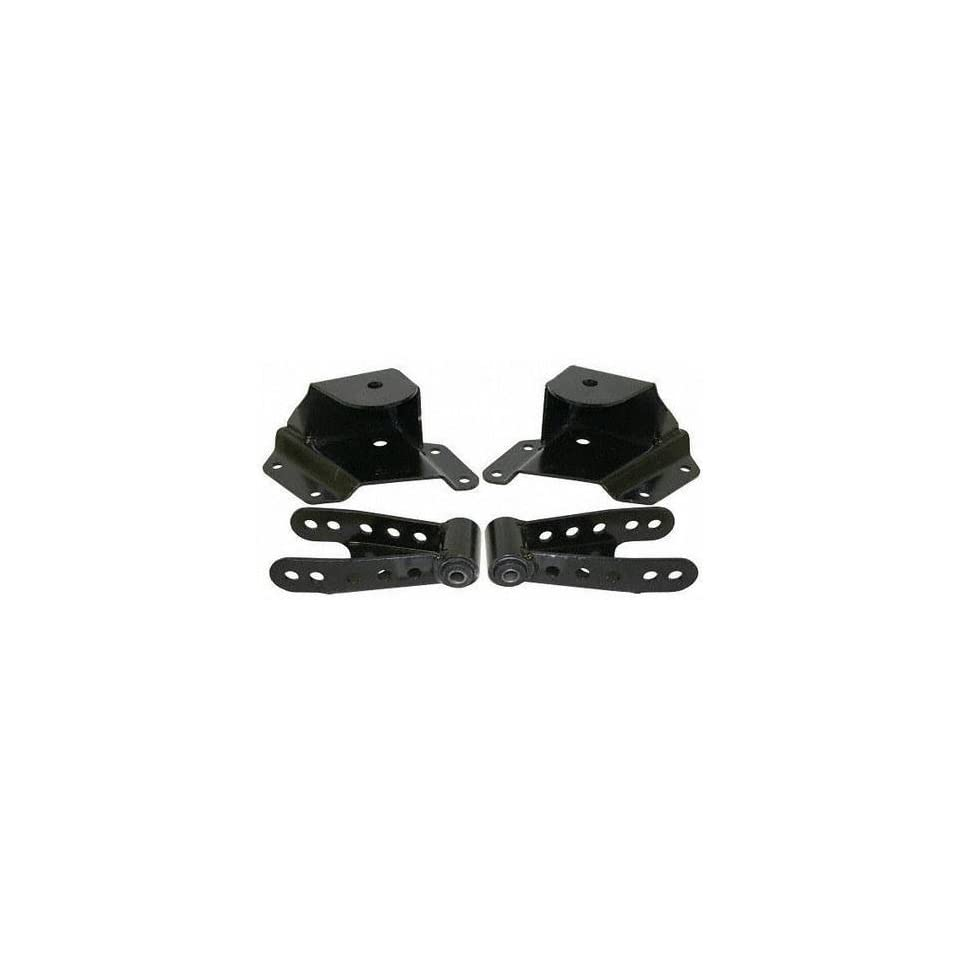 99 05 CHEVY CHEVROLET SILVERADO PICKUP DROP SHOCK TRUCK, Belltech Suspension Hanger Kit, 3 (1999 99 2000 00 2001 01 2002 02 2003 03 2004 04 2005 05) BT 6511