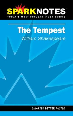 Spark Notes The Tempest