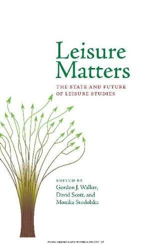 Leisure Matters:The State and Future of Leisure ()