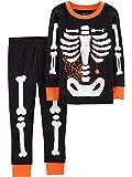 Carter's Kids Boys 2-Piece Glow-in-The-Dark Halloween Pajamas