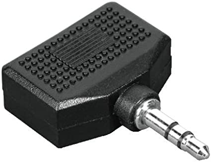 Hama Audio Adapter 3 5mm Klinkenstecker Auf 2 X Elektronik
