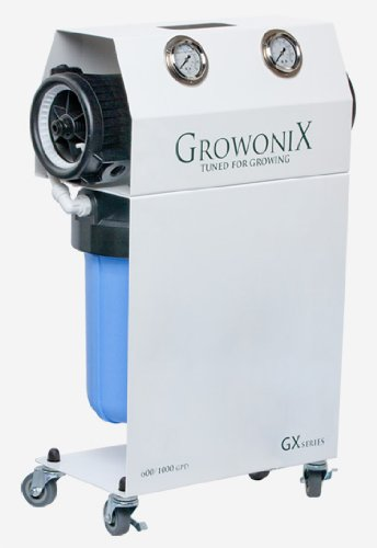 Growonix Reverse Osmosis Water Filter - 600 Gallons Per Day (Day Reverse Osmosis)