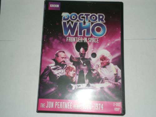 dr who frontier in space - 3