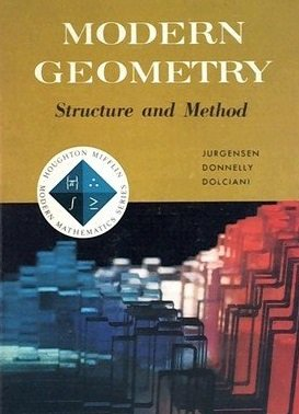 Modern Geometry: Structure and Method -  Houghton Mifflin