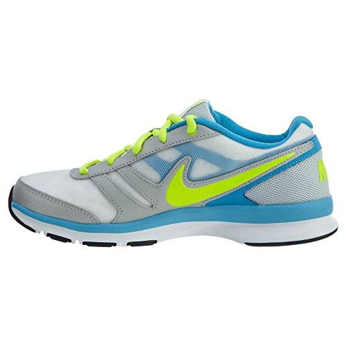 Metallic 2 Total 7 vivid Donne Blue Nike Dimensioni 845 649 Volt Platinum White 174 Core Stile Tr n4UIdIROq