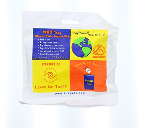 (The Go Anywhere Waste Kit Bags)