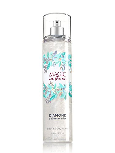 (Bath and Body Works Magin In The Air Shimmer Diamond Mist 8 Ounce Festive Spray)