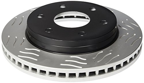 ACDelco 18A925SD Specialty Performance Front Disc Brake Rotor Assembly for Severe Duty (Chevrolet Rotor Astro)